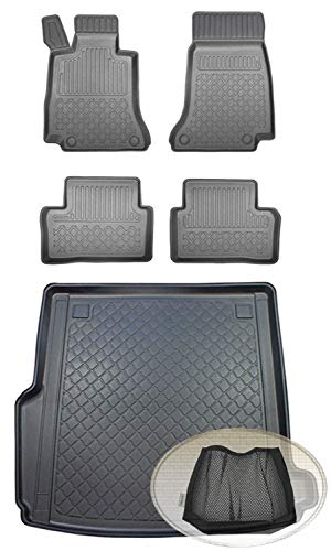 Top 10 Gummifußmatten Mercedes W213 – Kofferraummatten