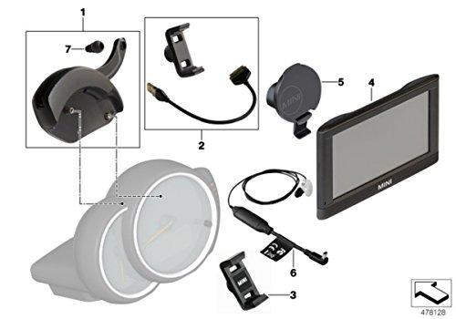 Top 9 Mini Handyhalterung F56 – Halterungen für den Innenraum