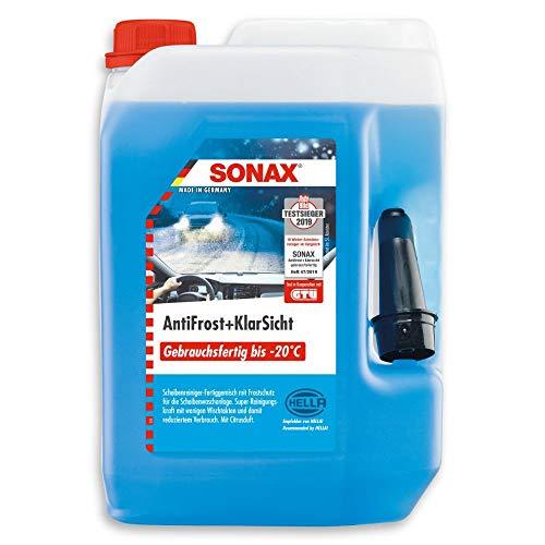 Top 10 SONAX Wischwasser Winter – Felgenpflege