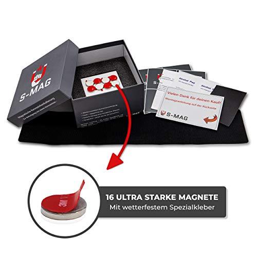 Top 10 Kennzeichenhalter Magnet Auto – Kennzeichenhalter für Autos