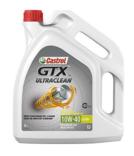 Top 8 Motoröl 10W40 5 Liter Castrol – Auto-Ölfilter