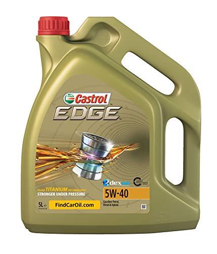 Top 10 Castrol EDGE 5W-40 LL – Motoröle für Autos
