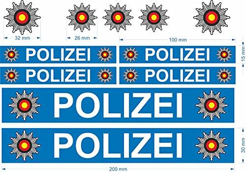 Top 10 Aufkleber Polizei Kinder – Auto-Aufkleber