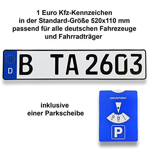 Top 9 Kennzeichen Auto Haöter – Nummernschilder