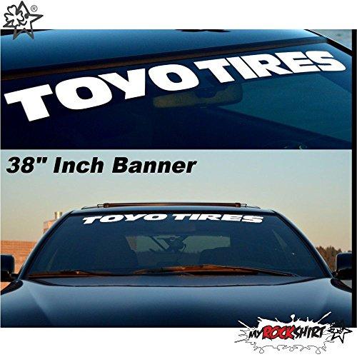 Top 10 Toyo Tires Aufkleber – Aufkleber & Magnete