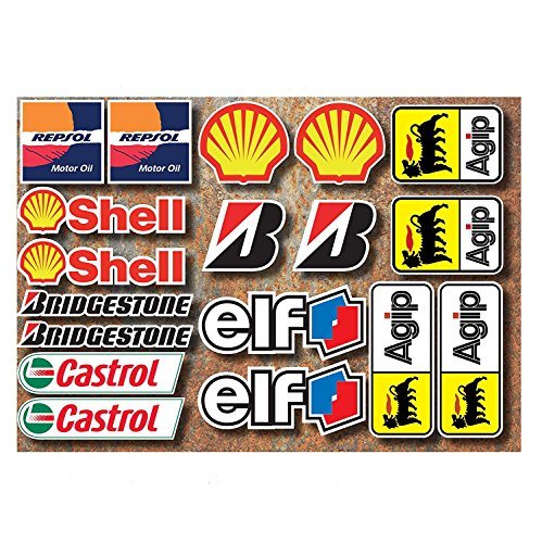 Top 10 Sponsoren Sticker Auto – Auto & Motorrad